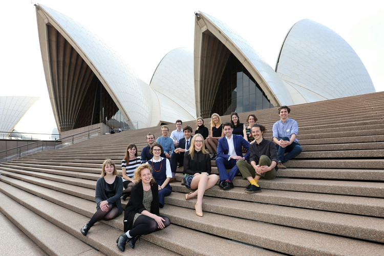 Students Propose to Revitalize Sydney Opera House in 2015 MADE Program, © Prudence Upton