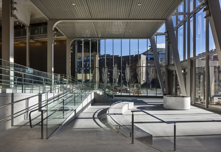 Massachusetts College Of Art And Design Ennead Architects