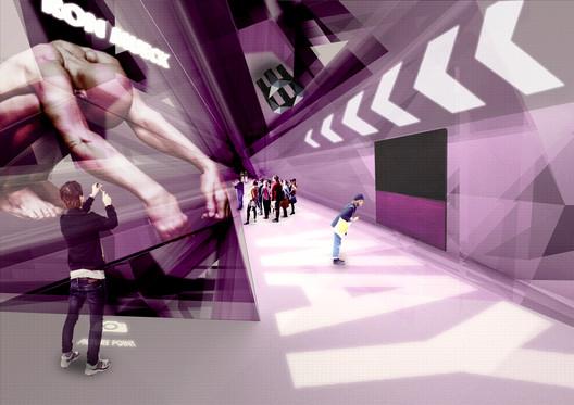 Virtual Museum. Image Courtesy of Mi5VR