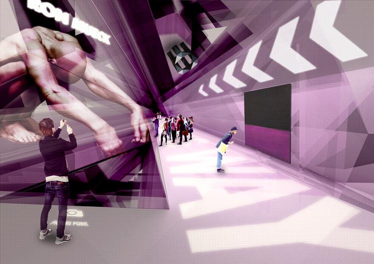 Realidade virtual na arquitetura: espaços virtuais e a próxima fronteira de projeto, Museu Virtual. Imagem Cortesia de Mi5VR