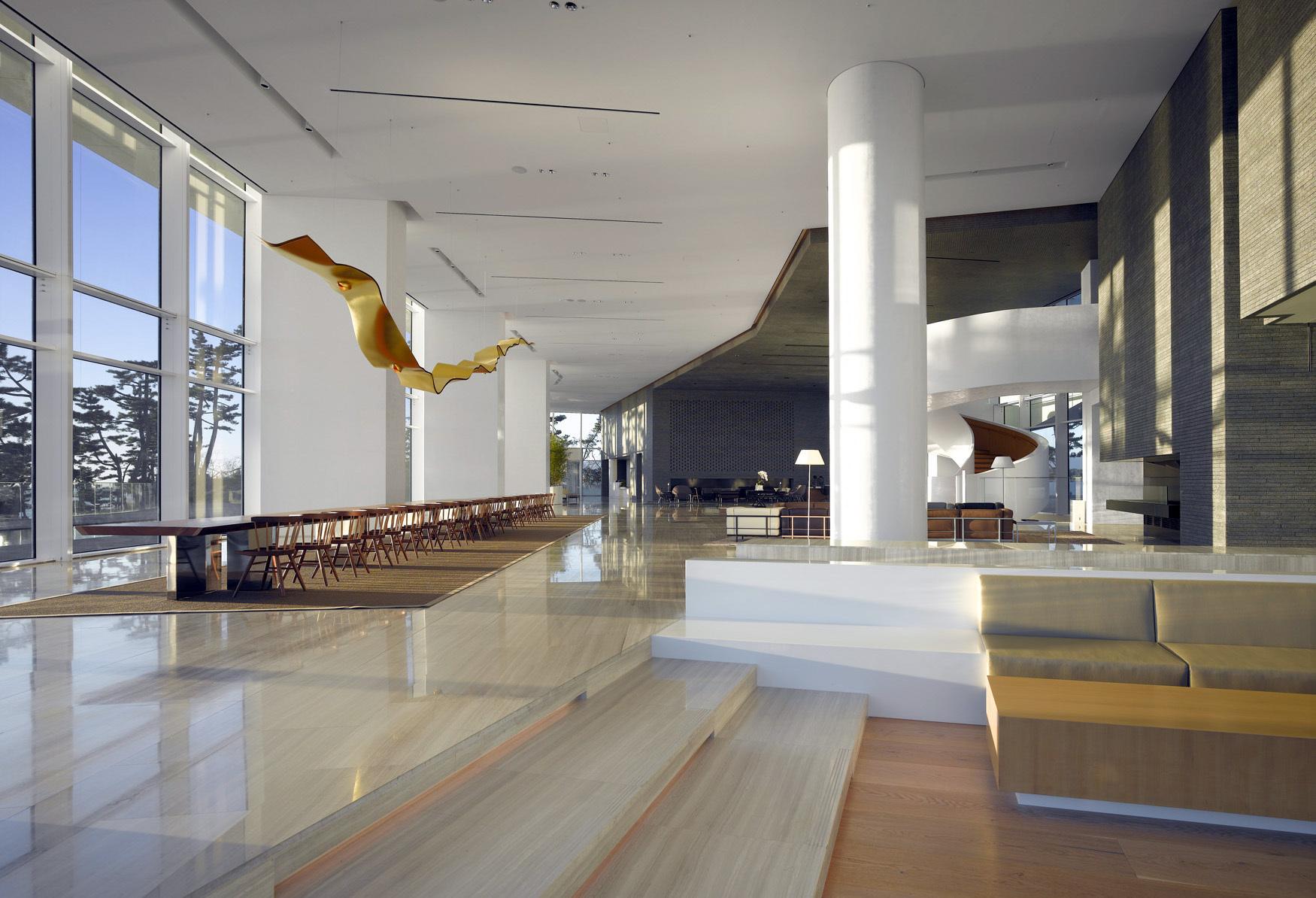 Gallery Of Seamarq Hotel Richard Meier Amp Partners 5