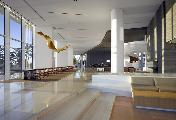 Hotel Seamarq Richard Meier Amp Partners Plataforma