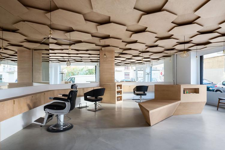 Les Dada East / Joshua Florquin Architects, © Matteo Rossi