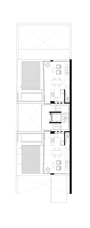 Gallery of acha housing units monoblock 21 for 100 floors 3rd floor