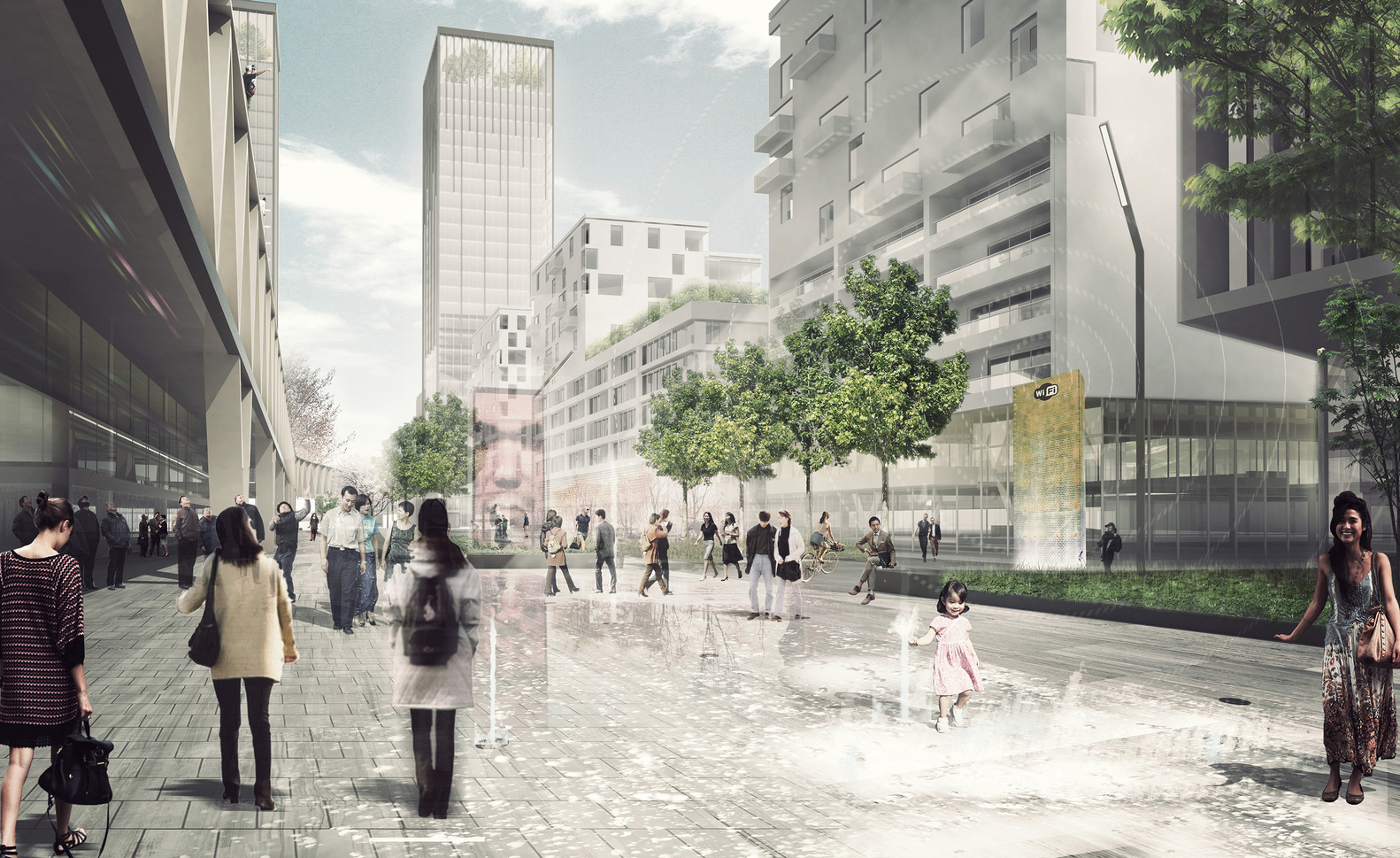 Gallery Of Harvard Gsd Students Win International Urban Design