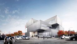 BIG Designs Bronx Station for New York Police Department