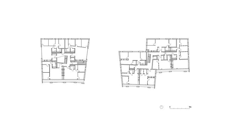 Bonne esp rance tribu architecture archdaily for 100 floor level 58