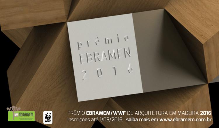 Prêmio Ebramem/WWF de arquitetura em madeira