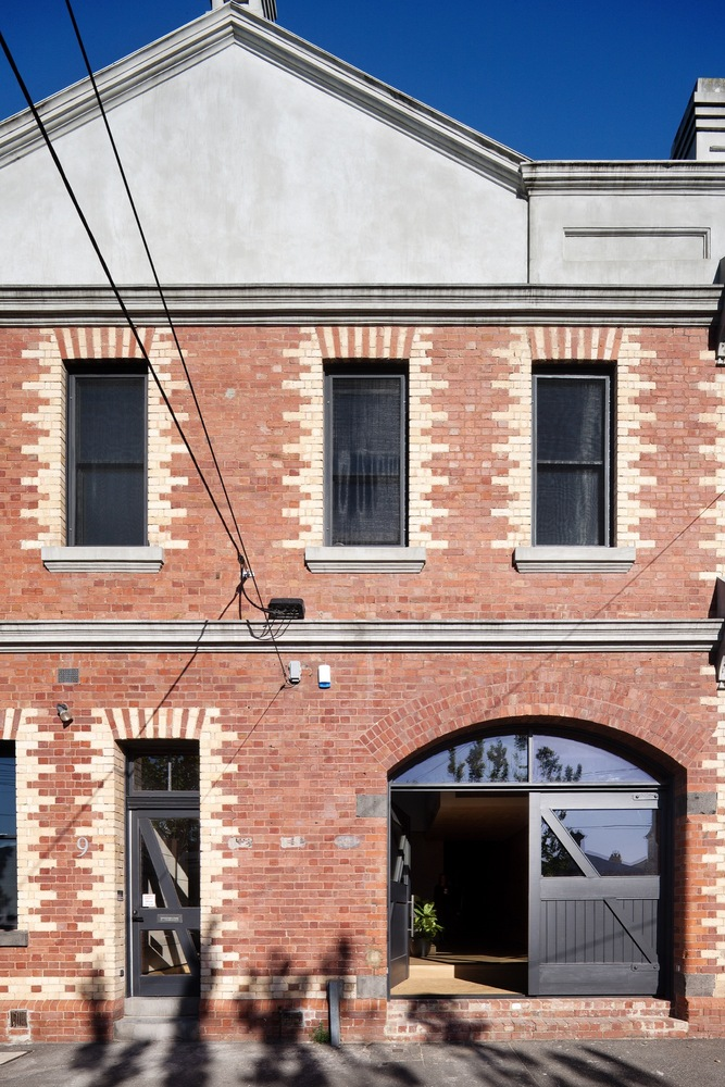 Converted Warehouse gallery of converted warehouse in fitzroy / andrew simpson