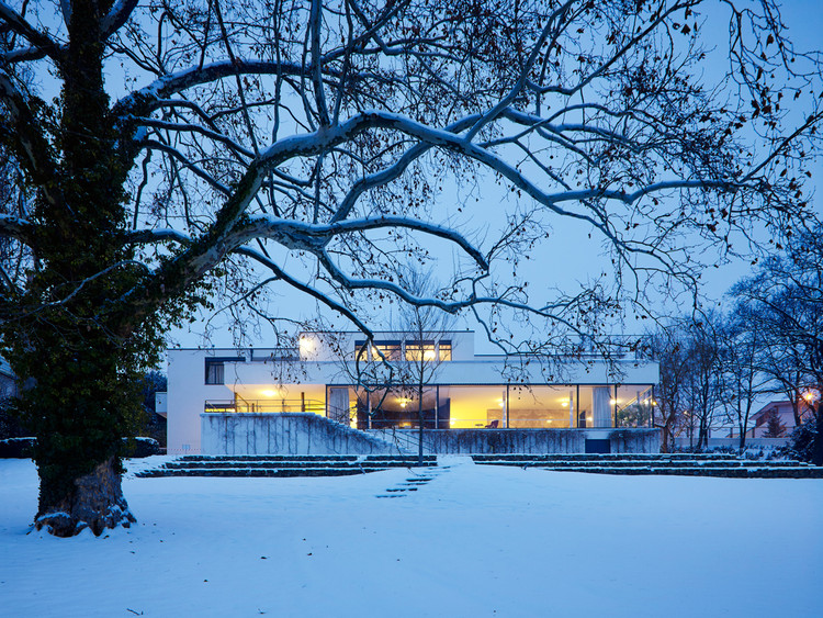 Exhibition: A Look at the History and Restoration of Mies van der Rohe's Villa Tugendhat