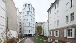 Apartments in Avenue de Saxe / ECDM