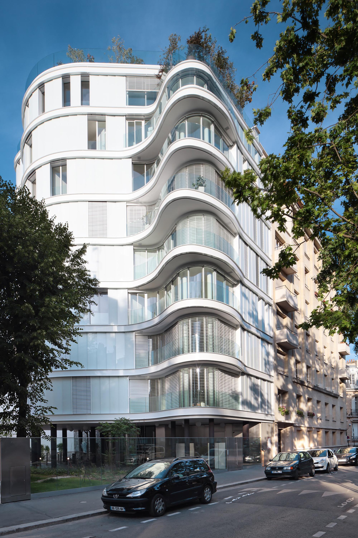 Galer a de apartamentos en la avenida de saxe ecdm 6 - Apartamentos avenida ...