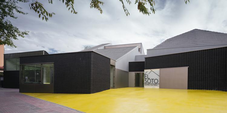 Reforma y Ampliación Centro Cultural El Soto  / José María de Lapuerta + Paloma Campo, © Miguel de Guzmán