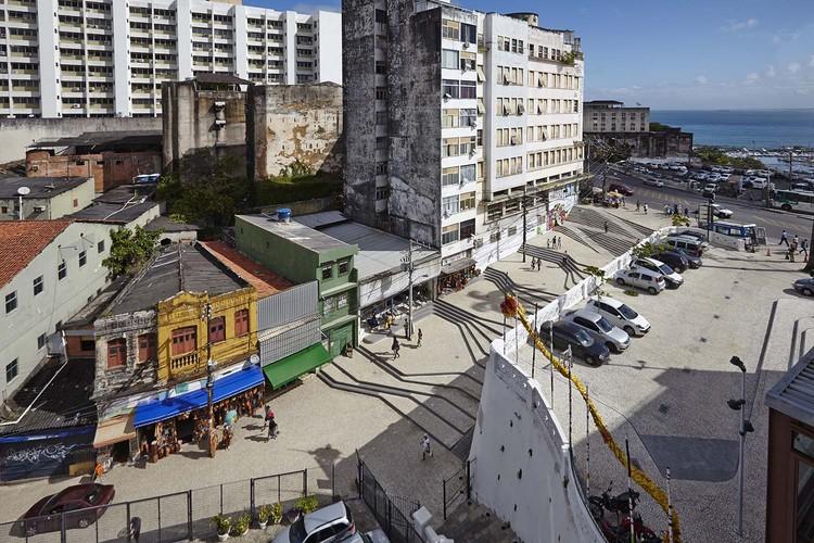 Ladeira da Barroquinha / Metro Arquitetos Associados, © Ilana Bessler