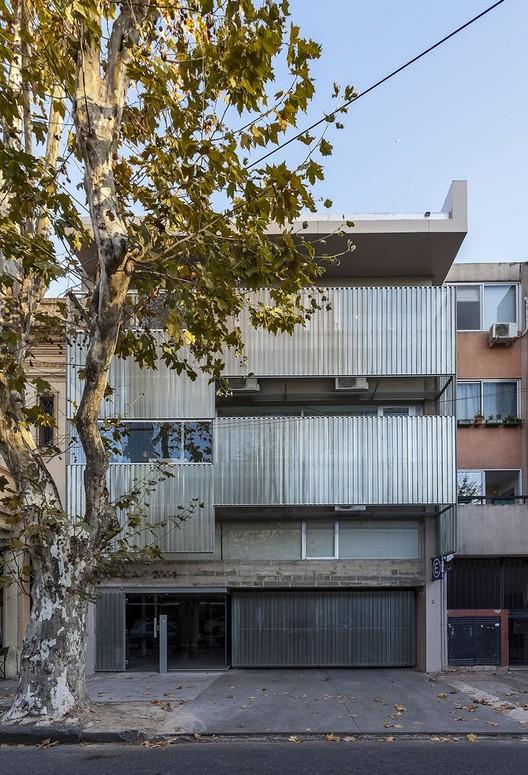 Edificio Boreas / Martín Aloras, © Walter Salcedo