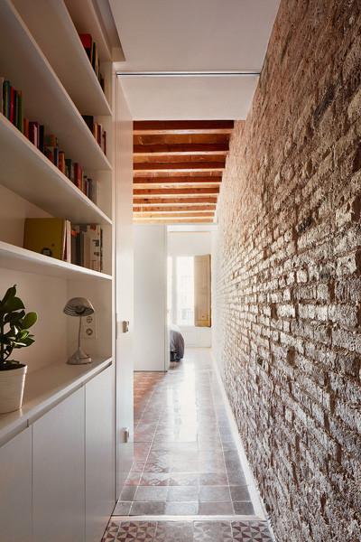 Reforma piso eixample de barcelona m2arquitectura - Reforma pisos barcelona ...
