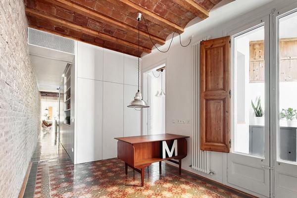 Galer a de reforma piso eixample de barcelona - Reforma pisos barcelona ...