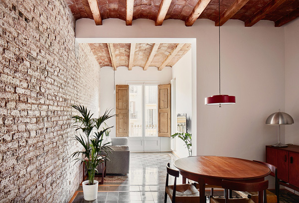 Flat renovation in the eixample of barcelona - Reformar casa uno mismo ...
