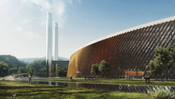 Schmidt Hammer Lassen and Gottlieb Paludan to Design World's Largest Waste-to-Energy Plant in Shenzhen