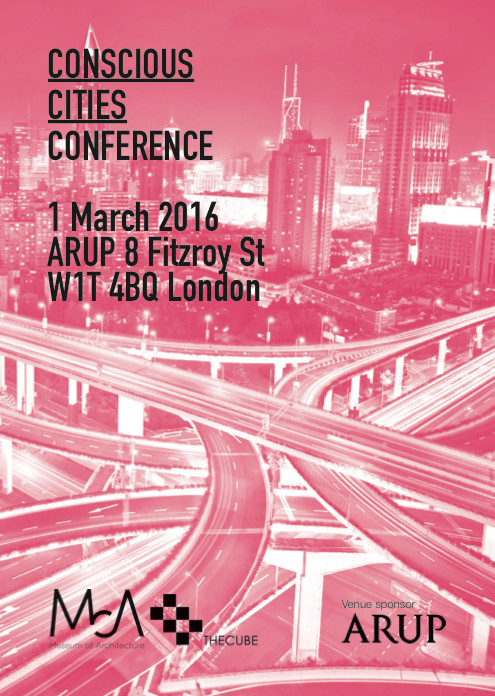 Event: Conscious Cities Conference