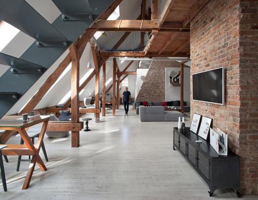 Departamento en Poznan / Cuns Studio