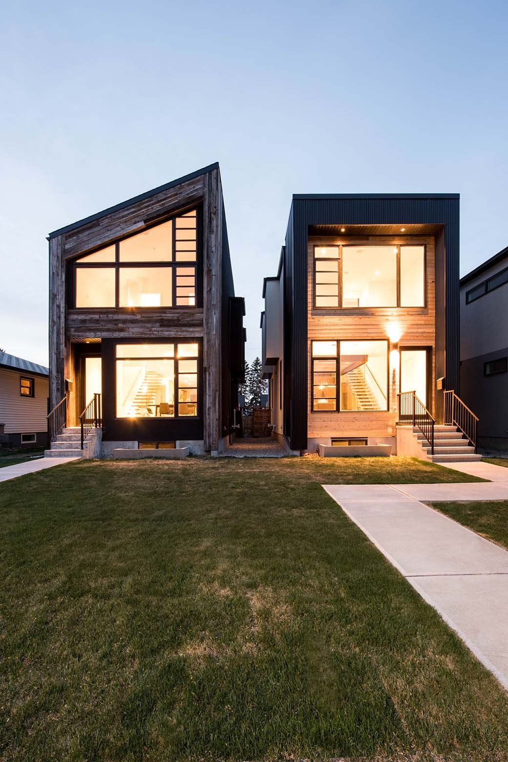 B85 b90 building bloc design archdaily for Architectural design homes pictures