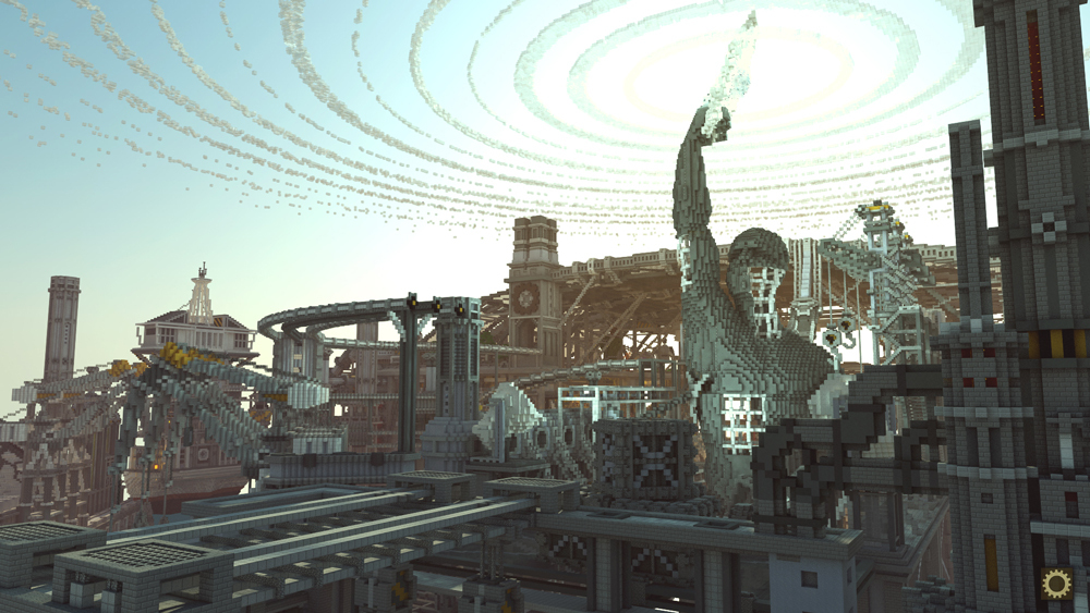 architecture industrial revolution
