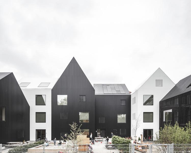 Frederiksvej Kindergarten / COBE, © Rasmus Hjortshøj