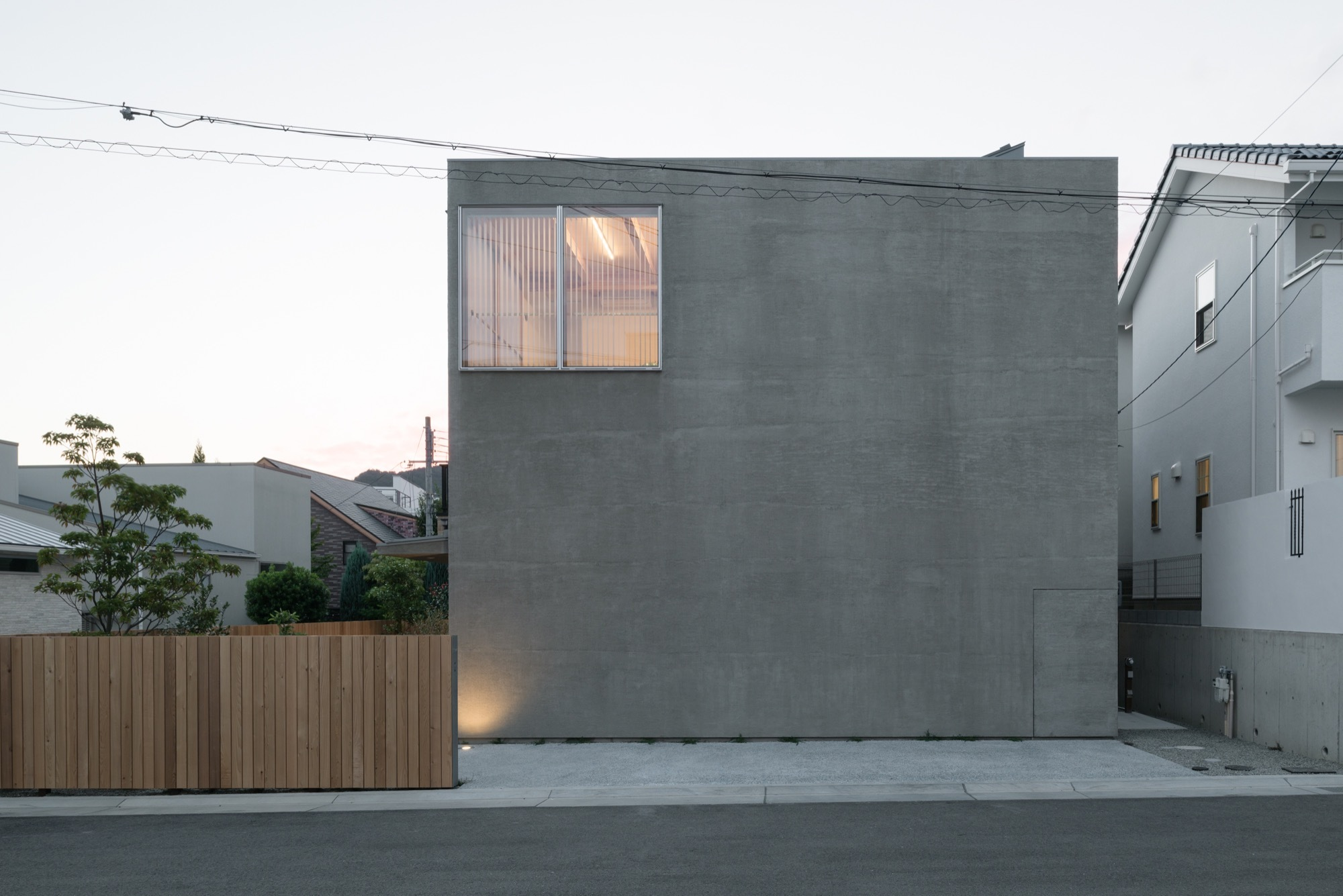 Gallery Of Feeling Of Distance House Tsubasa Iwahashi