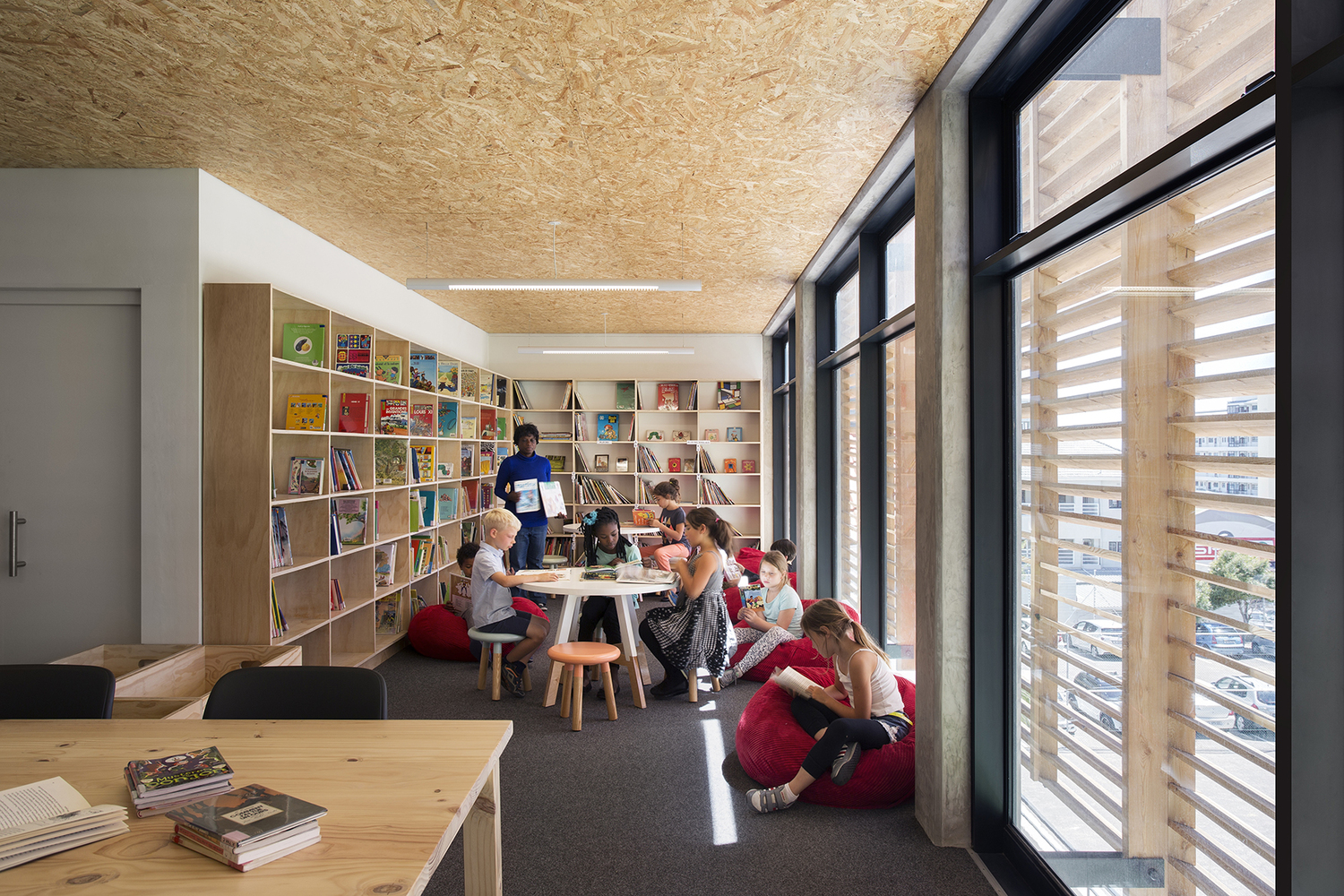 gallery of french school cape town kritzinger architects 5