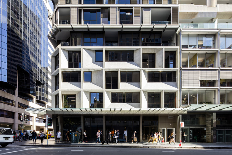 The Castlereagh Apartments / Tony Owen Partners, Courtesy of Tony Owen Partners