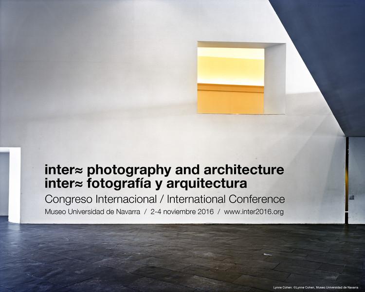 Llamado a Abstract: Congreso inter≈fotografía y arquitectura