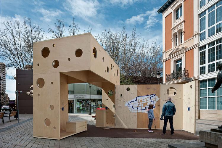 Javier Peña Ibáñez: Clase magistral 2016 del Máster en Diseño y Arquitectura de Espacios Efímeros (DAEE)