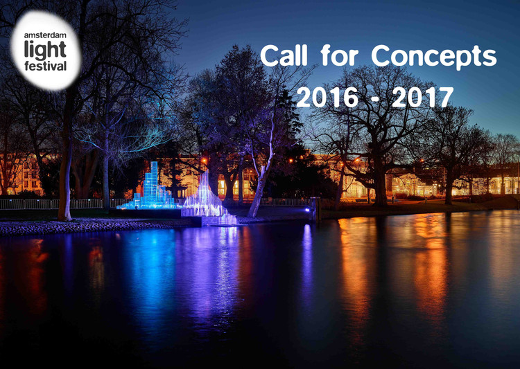 Call for Concepts: Amsterdam Light Festival 2016-2017