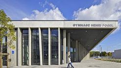 Gimnasio Henri Fogel / Christophe Rousselle Architecte