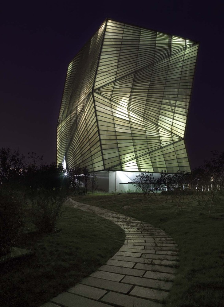 Gallery of Centre for Sustainable Energy Technologies / Mario ...