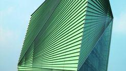 Centro para tecnologias de energia sustentável / Mario Cucinella Architects