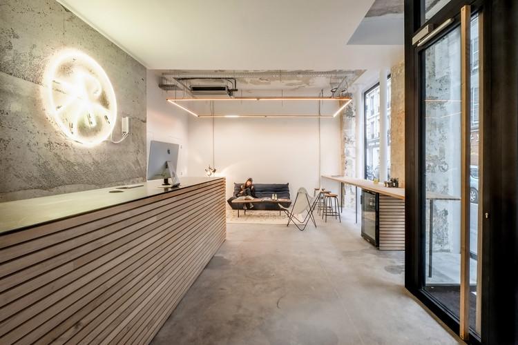 Let's Ride / DAS-studio, © Samuel Lehuédé