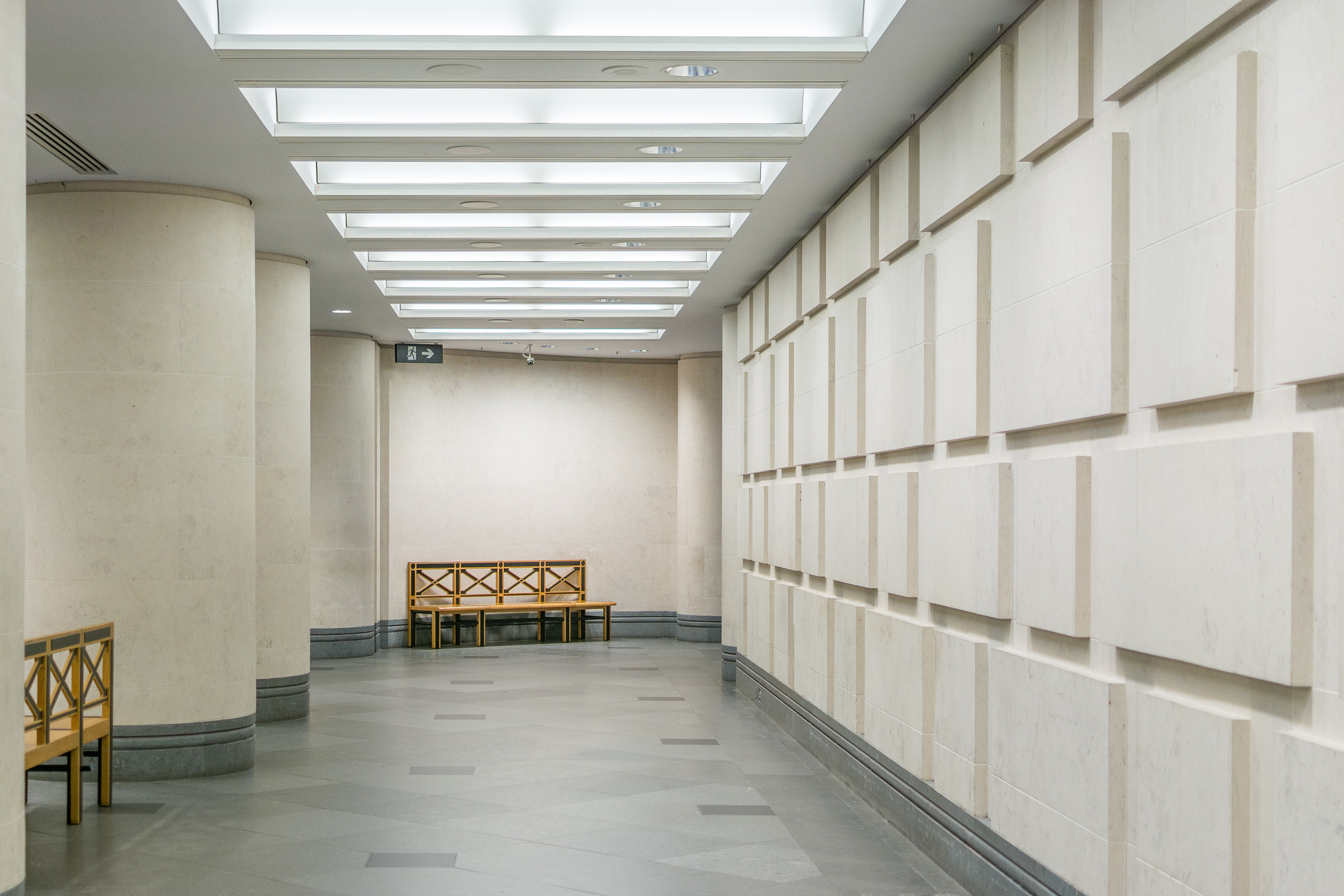 Gallery Of Ad Classics Sainsbury Wing National Gallery