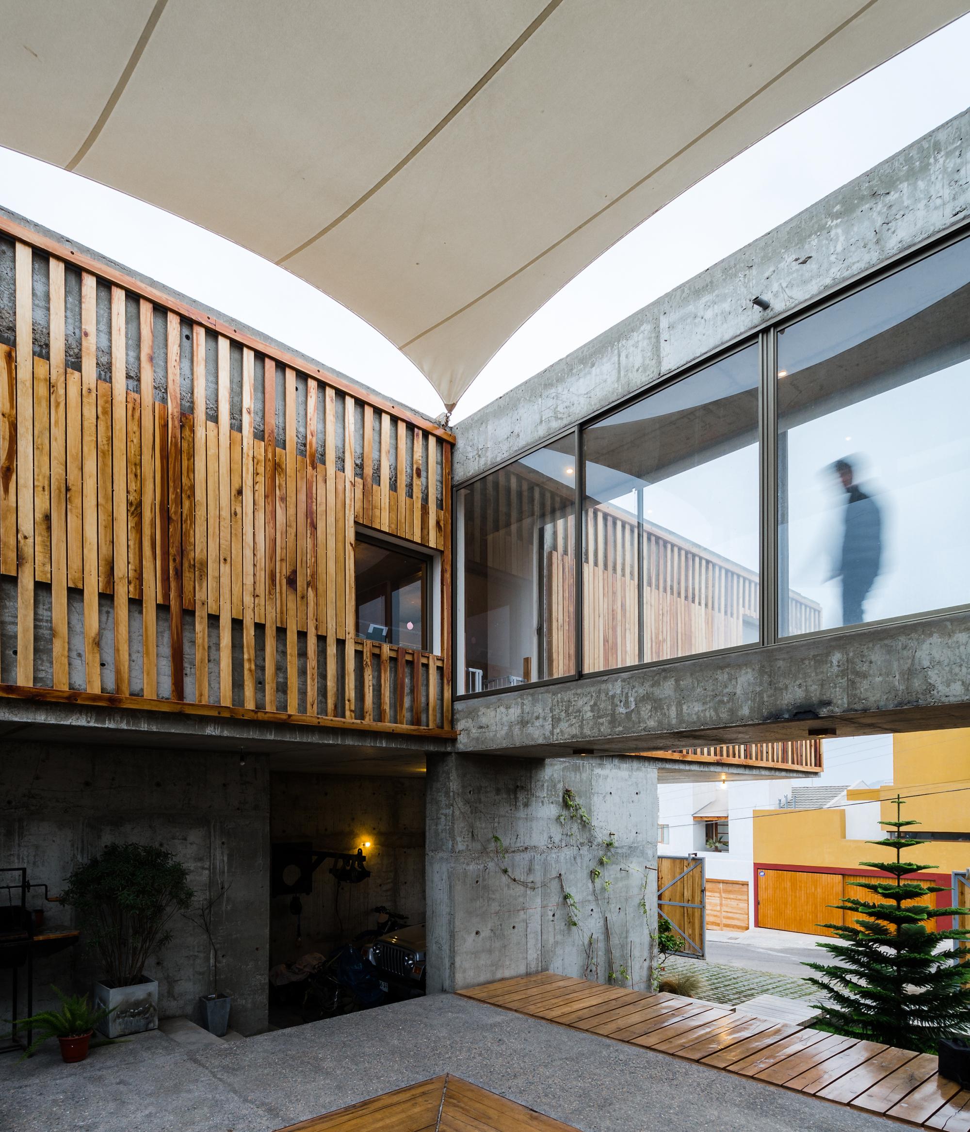Galería de Casa Jardines del Sur / DX Arquitectos - 1