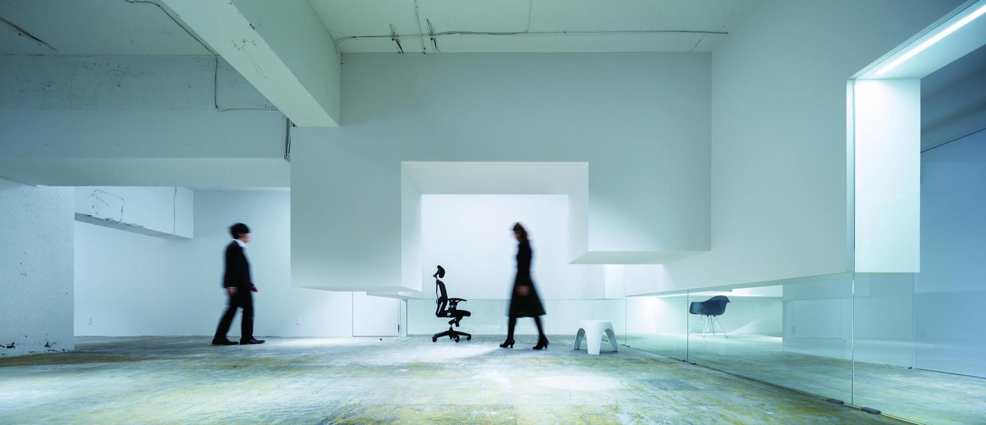 Wall Cloud Sasaki Architecture Archdaily