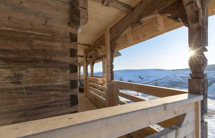 Remodelación de casa tradicional de madera / ArhiBox , © Bogdan Pop