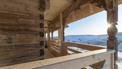 Traditional Wooden House Reconversion / ArhiBox
