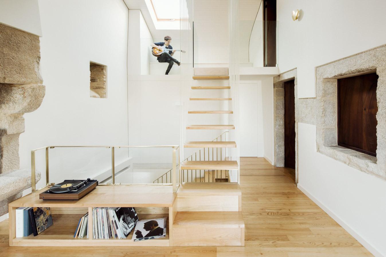 Casa do medio arrokabe arquitectos archdaily - Arquitectos santiago de compostela ...