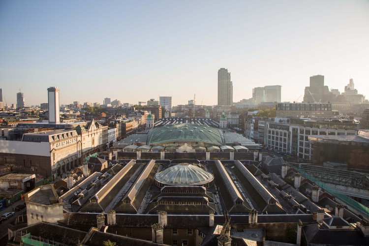 Call for Entries: Museum of London West Smithfield International Design Competition