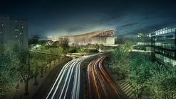HOK and TAC Arquitectes Win Competition to Design Palau Blaugrana at FC Barcelona
