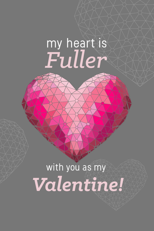 The Best Submissions to Our Valentine\'s Day Card Contest | ArchDaily
