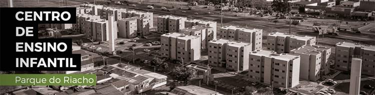 Concurso para o Centro de Ensino Infantil Parque do Riacho – CODHAB-DF, via codhab.df.gov.br