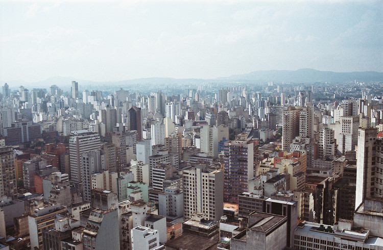 Lei de Zoneamento: o debate necessário, São Paulo. Image © Andre Deak, via Flickr. CC