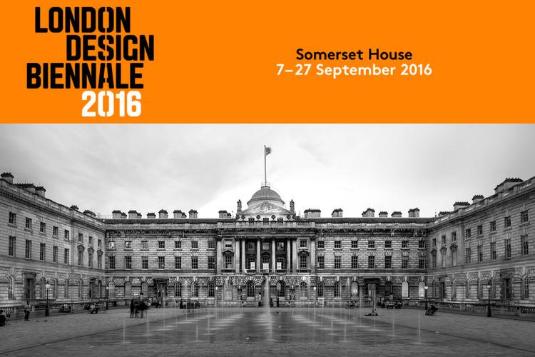 Consejo chileno de la Cultura invita a participar en la primera Bienal de Diseño de Londres